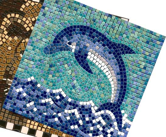 Image gallery easy mosaic for Easy mosaic designs
